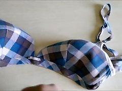 Cum Cousin&039;s small bra