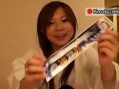 Best Japanese chick Aozora Konatsu in Hottest DildosToys, Hairy JAV scene