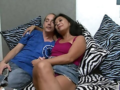 Hottest pornstar Lucky Starr in exotic mature, leading dog adult video