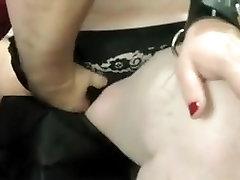 Horny homemade Mature, ebony threesome bbc adult video