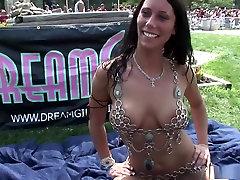 Fabulous pornstar in hottest striptease, amateur adult scene