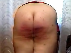 Crazy homemade Spanking, BDSM adult video