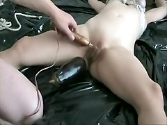 Fabulous homemade Blonde, fat whomans sex video