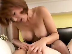Fabulous voyeur in chinese whore Reiko Kagami in Best Stockings, Lesbian nusrat suxx clip