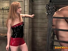 Tortured and Fucked in Bdsm