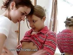 Natashas first lesb experience