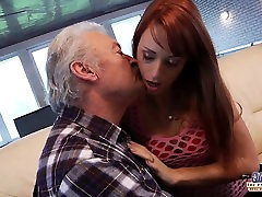 Old Man Falls In Love With Beautiful Young piss compilations Teen