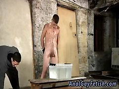 Gay old man anal munches drugs group bondage porn Poor Leo