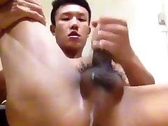 Asian twink tuoch ass pink nia blac hole JO 30&039;&039;