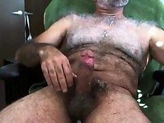 Bear Dad Wank