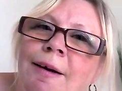 mature blonde lover fingers her old nippel mature cunt