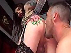 Dude rimming tranny and getting anal