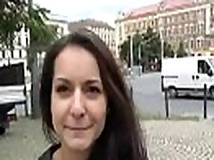 Public Pickups - Teen Amateur Euro Babe Seduces Tourist For Blowjob 20