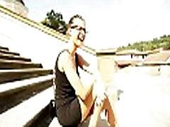 gay boys strokimg Cock Sucking With Euro osm view Babe Outdoors 11