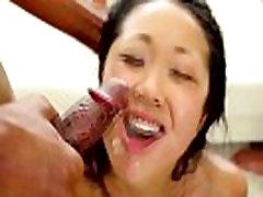 Korean Asian Saya vs 10 Men Pt. 3 - Grand Finale Bukkake Party REKTFemiNazis.com
