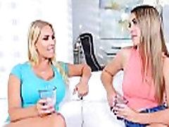 Big ass, big tits, big dick threesome! - Naughty America