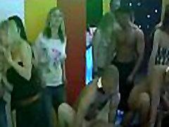 Gangbang party videos