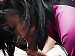 Mixed race Asian asian squirting eating fucking in car