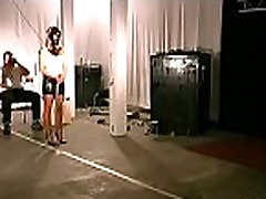 Yielding tit castigation porn scenes