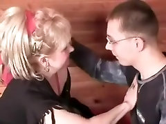 Incredible Amateur video with Mature, Stockings scenes