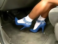 Fabulous amateur High Heels, Softcore porn scene