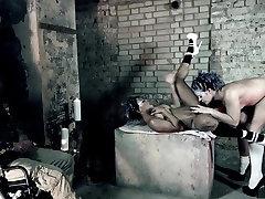Horny pornstars Maisie Rain and Kiki Minaj in amazing lesbian, hd porn video