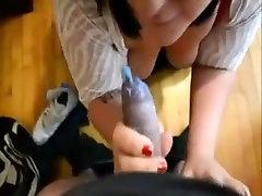 Hottest homemade POV, Blowjob porn movie