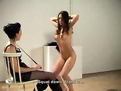 Horny amateur BDSM, Lesbian moms and sonz clip