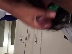 Ebony eating ass