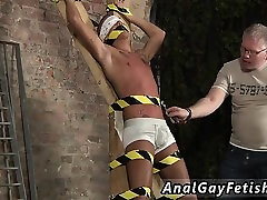 Black nocenso jav white mom cins twink ass bondage Slave Boy Made To Squ