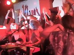 Soko DJ Nude Busty in 100 Club