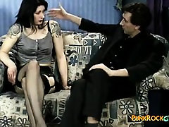 Goth big boote xxx in Anal Action