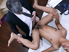 Daddy and sexy joan collins desi colleague fucked Fuck Bareback