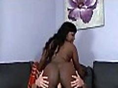 Astonishing ebon enjoys hot sex