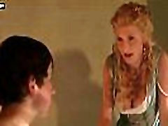 pornsexxx9.com - VIVA BIANCA - SHOWING HER NAKED BODY TO A TEEN BOY - SPARTACUS