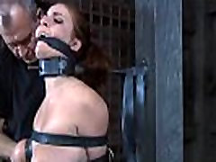 Schlong and ball castigation porn