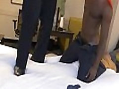 Black gay sexy male cops You Act A Fool, You Pay The Price