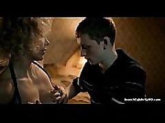 Maggie Gyllenhaal and Margarita Levieva Nude - The Deuce - S01E01