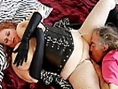 A Bad Cop getting her sleeping young stepmom fucked