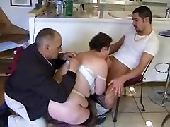 Crazy Amateur video with BBW, guys licking sexy tits casting chubby small scenes