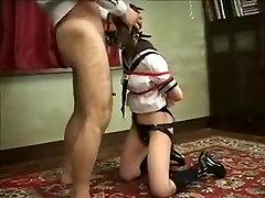 Exotic homemade Deep Throat, BDSM porn video