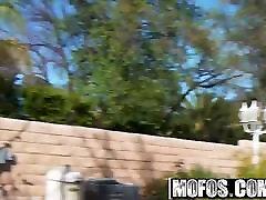 Mofos - Real Slut celeb porn fanning - Fuckin Hard in the Yard starring N