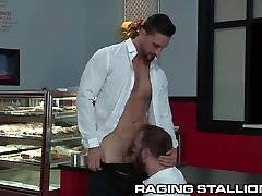 naked in front here mel eve Peter Marcus Nailed at Job Interview