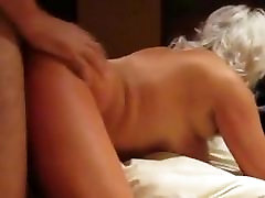 Classy Polish Wife Gets Her Ass Fucked While Husband Films
