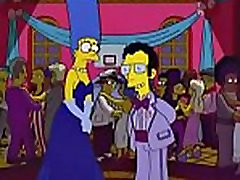 Simpsons Porn - Marge & Artie afterparty - Watch Part2 on Cams-sex.ru