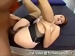 Thick Ass ewe paksa big boobs in Stockings Orgasms on BBC - Part 3 of 7