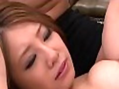Oriental group toying and cowgirl riding