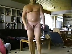 Hottest Amateur Gay video with Fat, Masturbation scenes