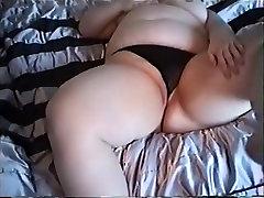 Incredible Amateur hexa sexa with BBW, Masturbation scenes