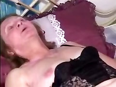 Hottest Homemade video with YoungOld, Stockings scenes